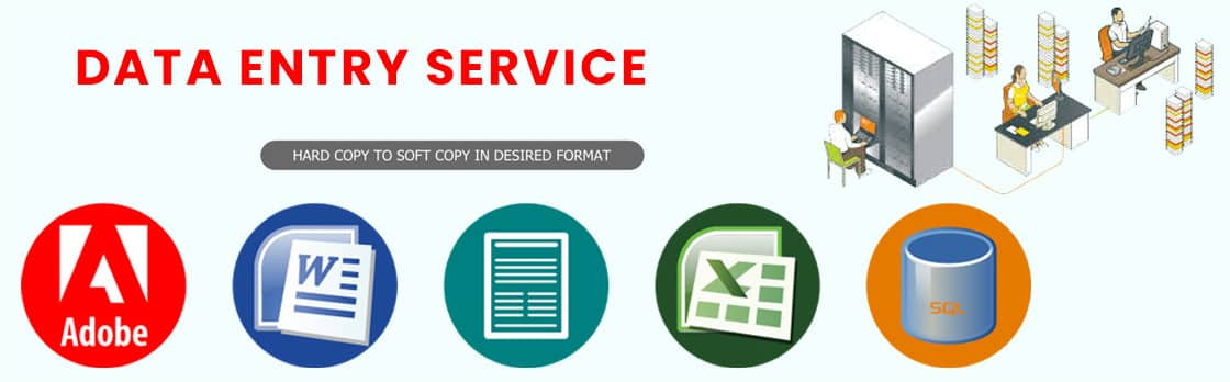 Data Entry Services | Outsource Data Entry Services